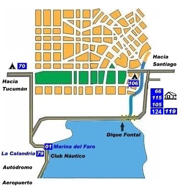 hotel principado terma rio hondo:
